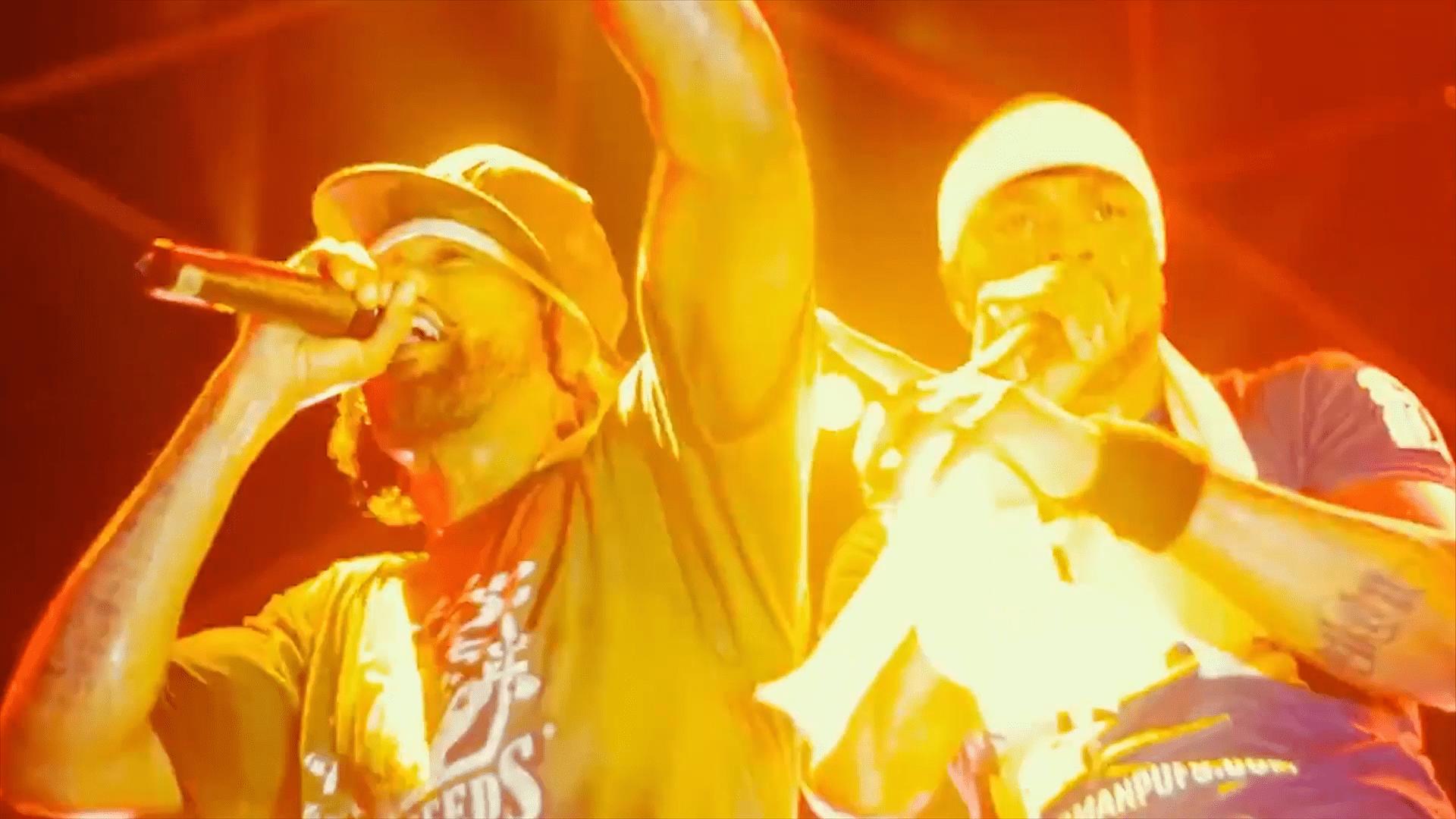 záznam z festivalu Fresh Island
